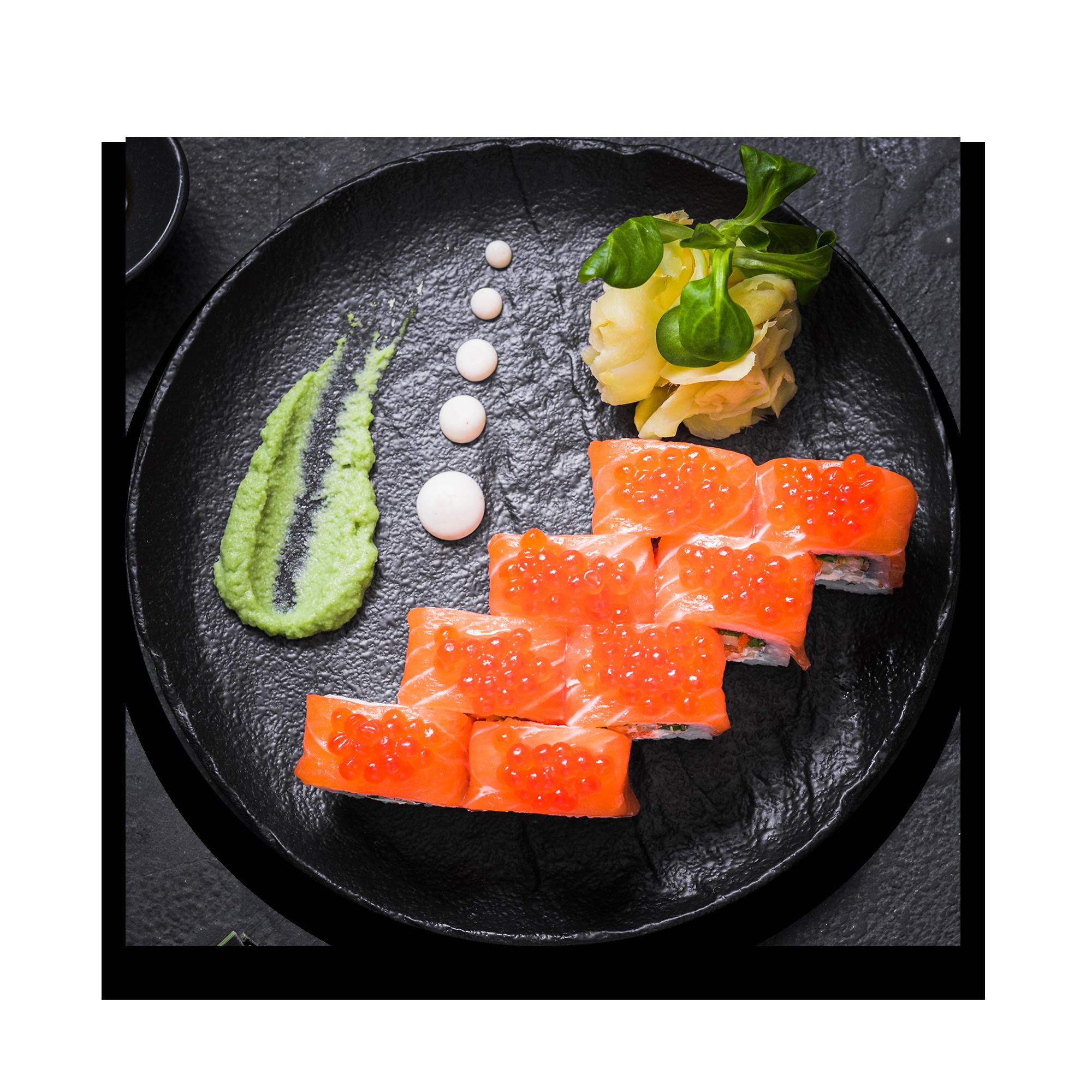 Sushi Ecomiendo